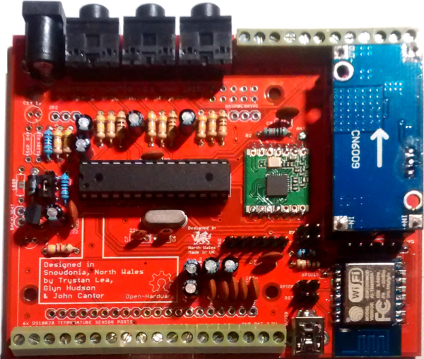 ESP8266 WIFI developments - Blog | OpenEnergyMonitor